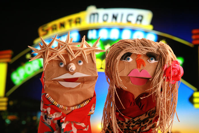 fandango puppets